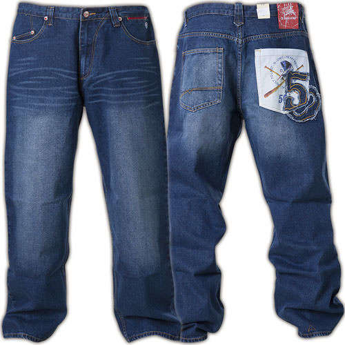 insertion jeans