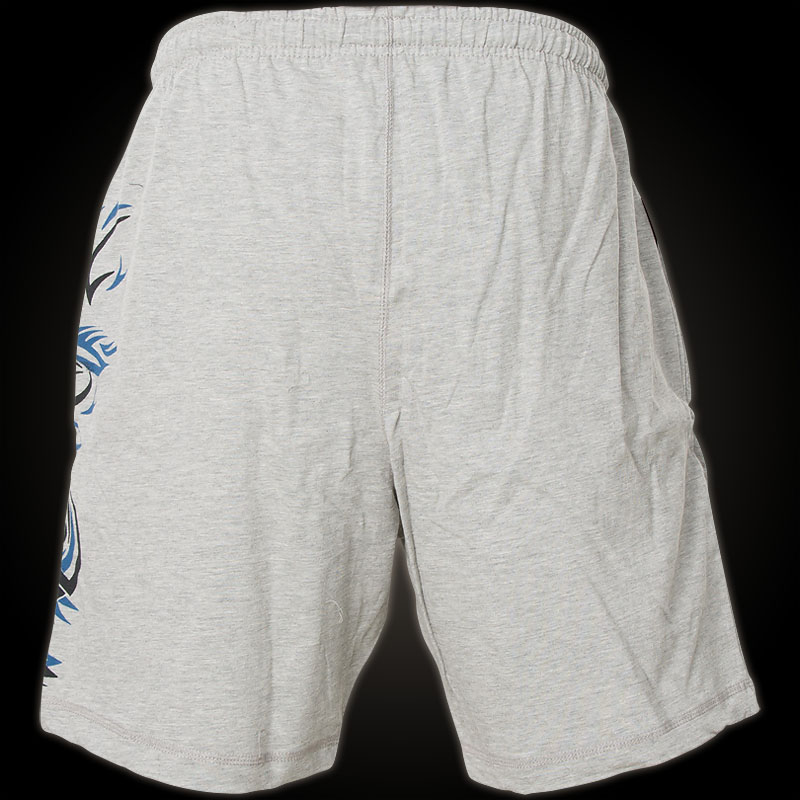 Tapout Shorts With Pockets Tapout Karate Shorts Grey