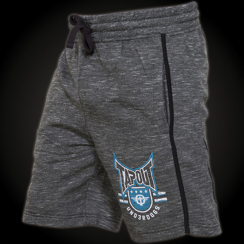 Tapout Shorts With Pockets Shorts Grey Tapout