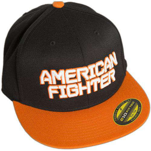 new style e4740 115c5 ... American Fighter by Affliction Fortified Hat Grey Black ...