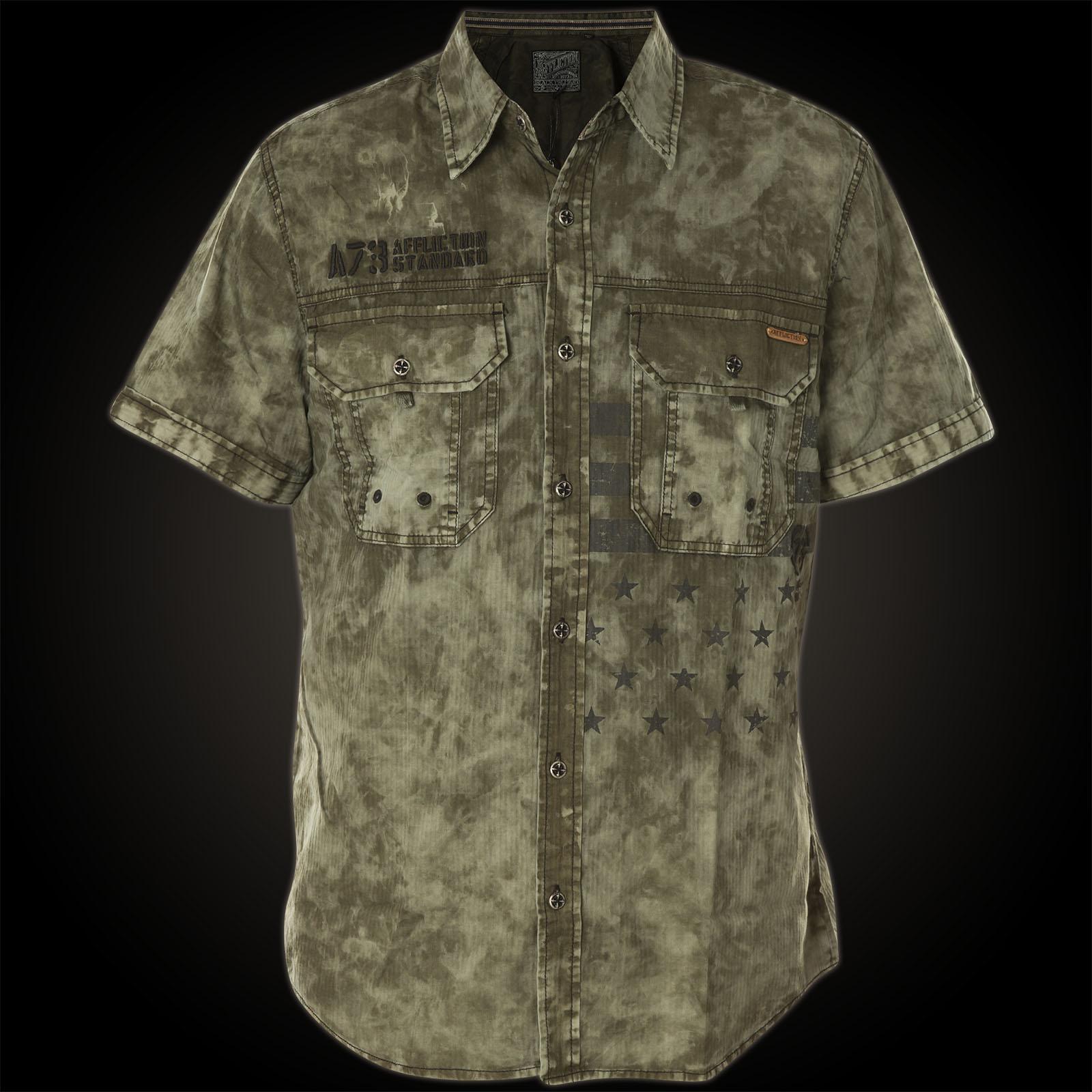 Tapout Mens Shirts