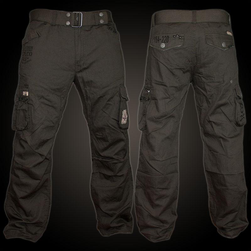 affliction degman cargo pants in green cargo pants with belt prints. Black Bedroom Furniture Sets. Home Design Ideas