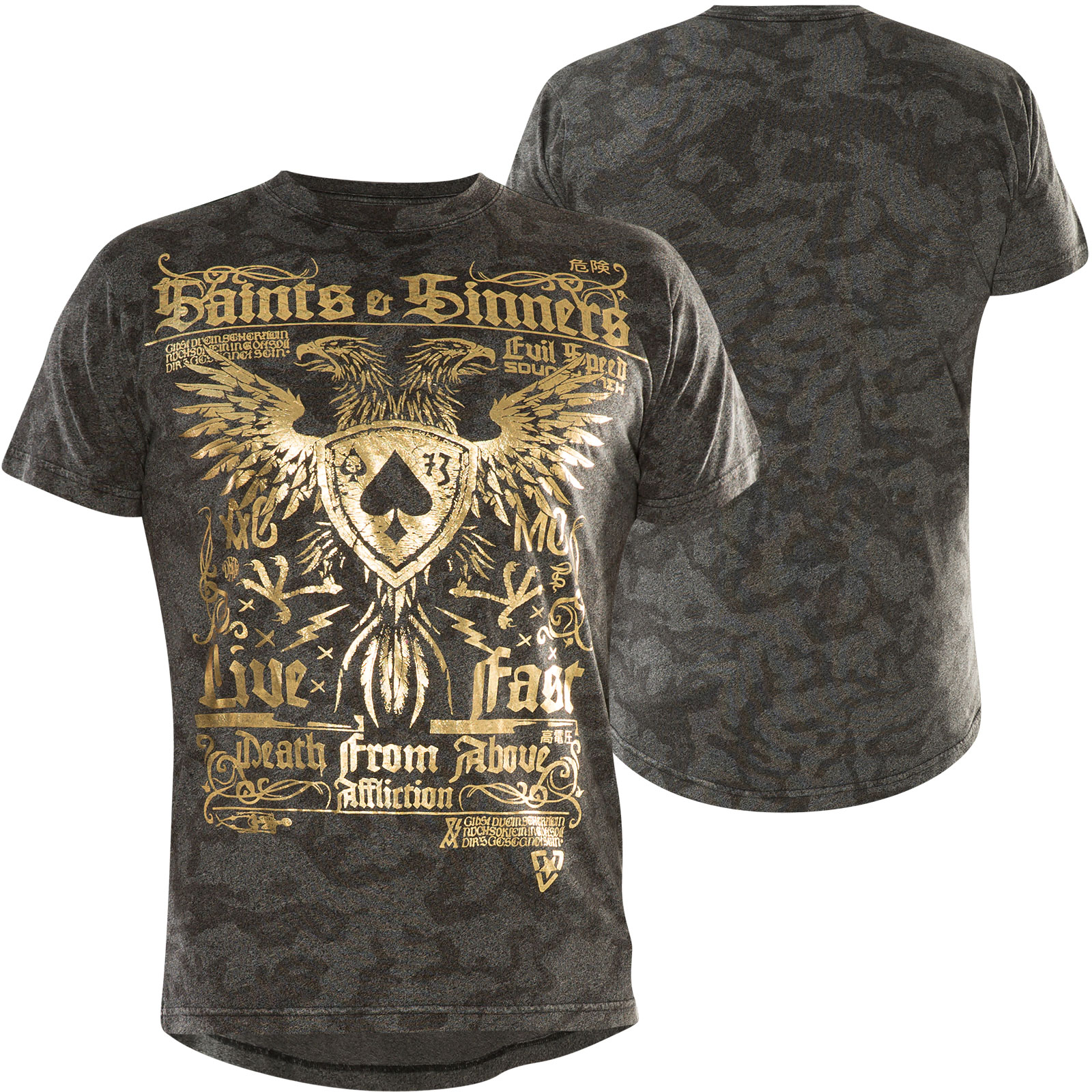 Xtreme Couture by Affliction T-Shirt Sinners