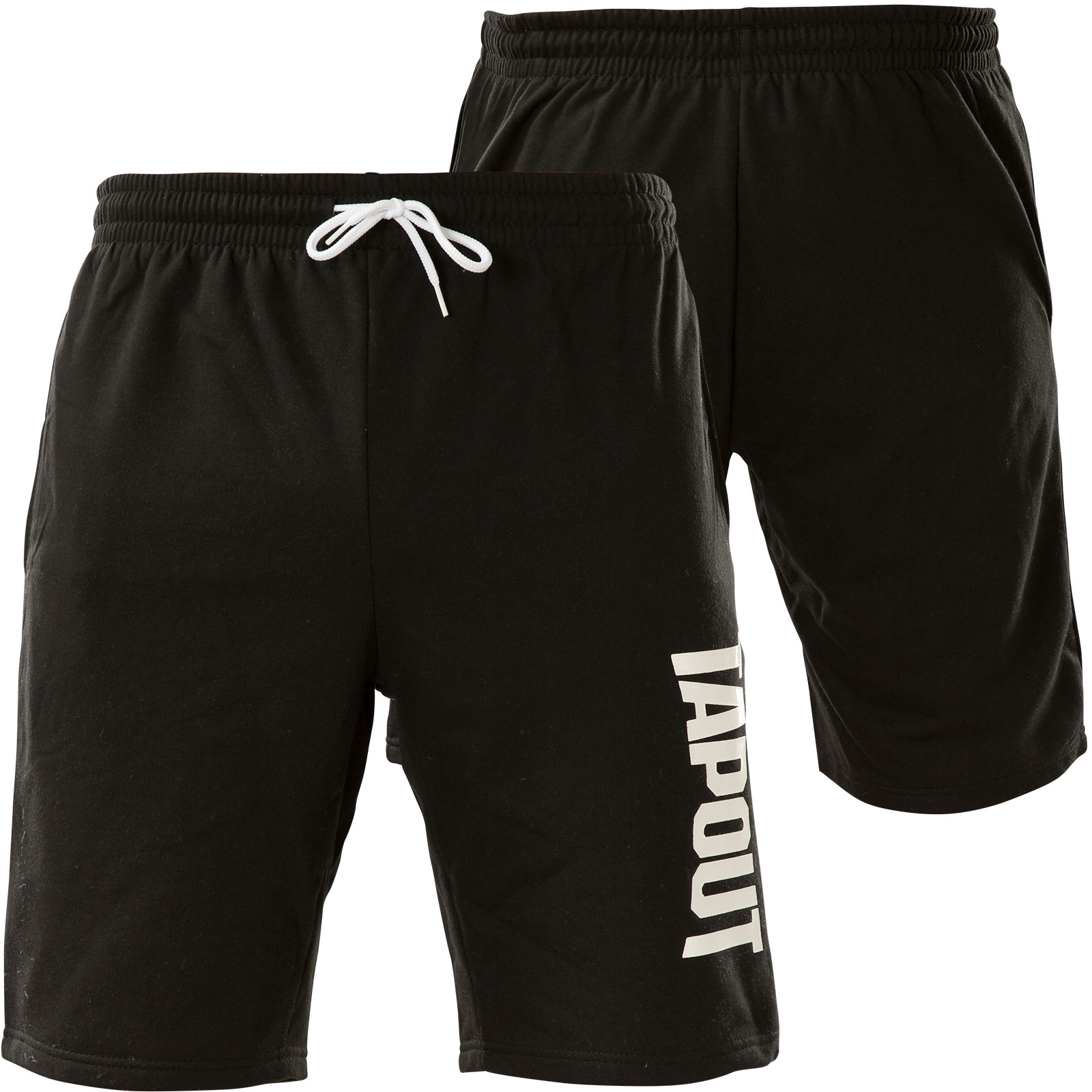 Tapout Shorts Logo Flc with large Tapout lettering