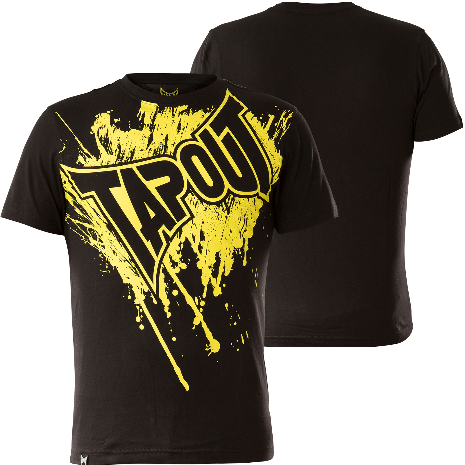 Tapout T-Shirt Logo Large print and lettering