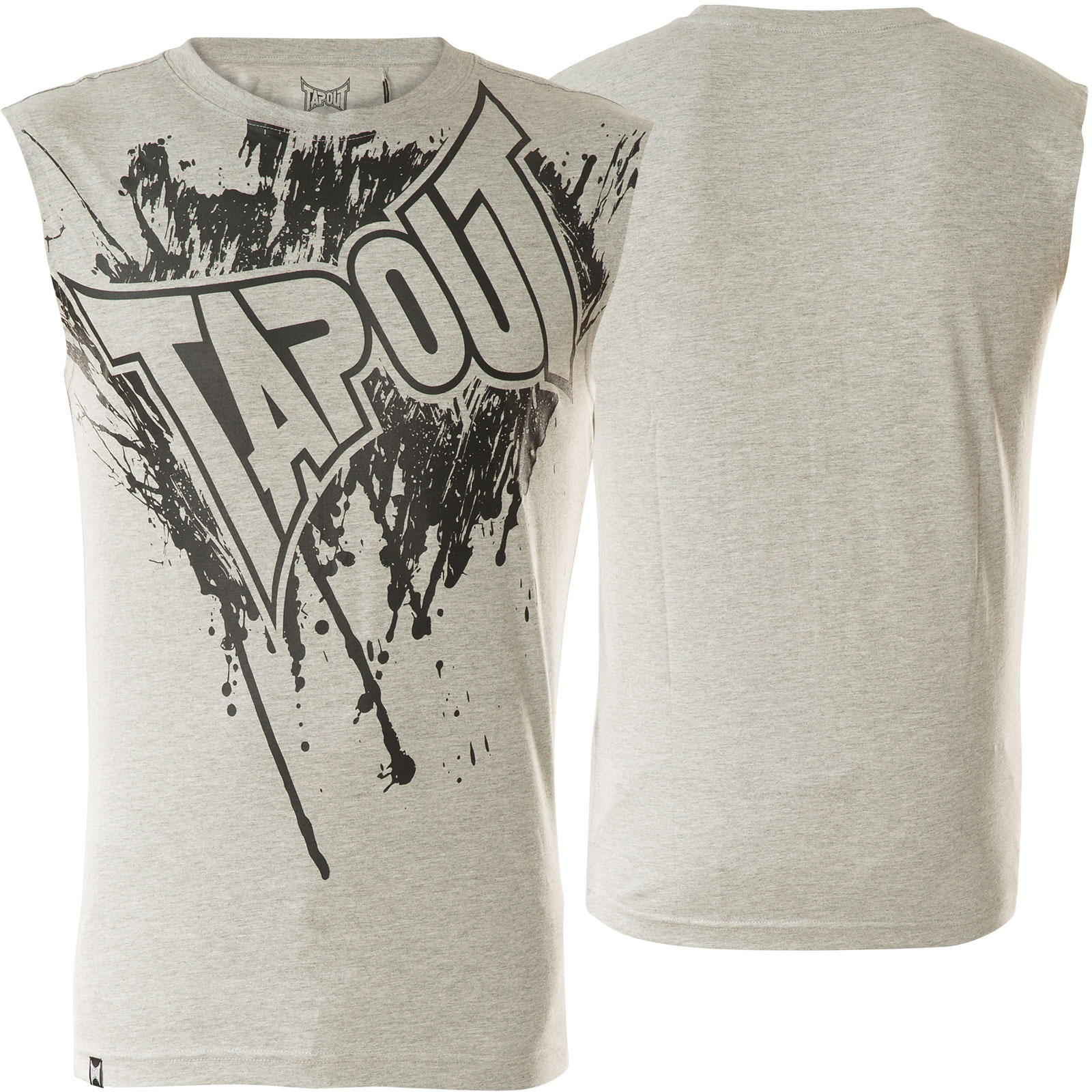 Tapout T-Shirt Logo S/L Large print and lettering