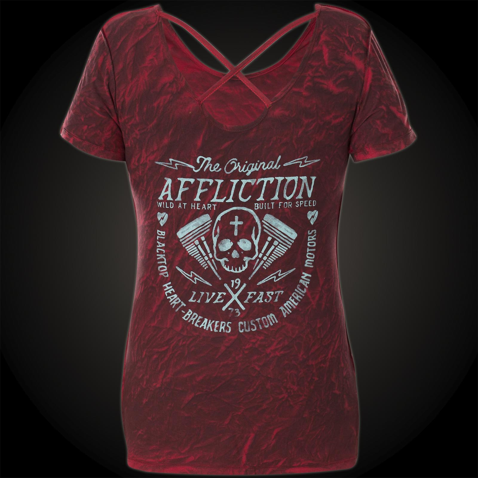 Womens Tapout Shirts