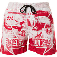 Yakuza Trojan Swim Shorts BSB-12042 with an all over print ade1195706