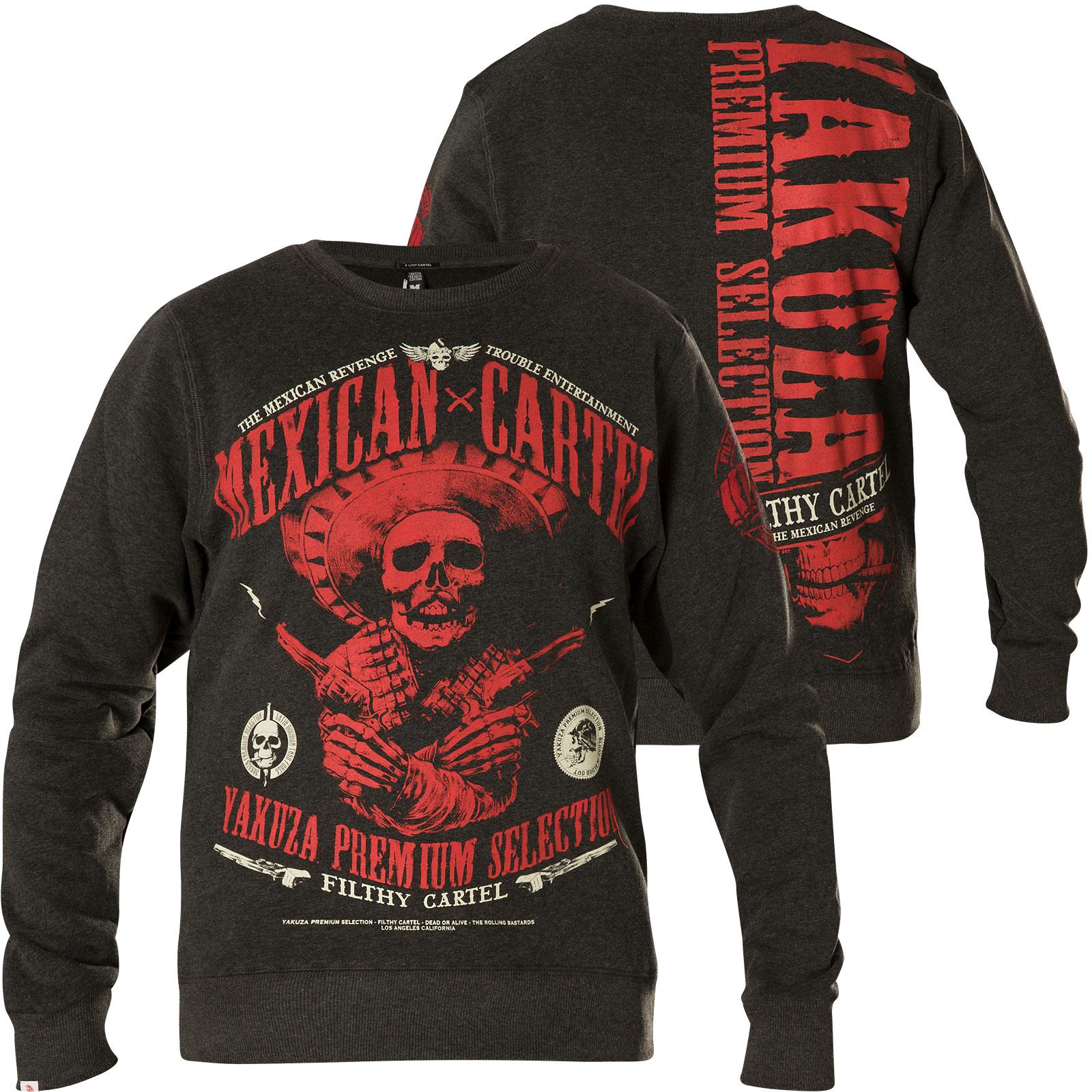 122cd8865c yakuza premium sweatshirt ypp black